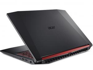 Acer Aspire Nitro AN515-51-73UW 15.6 FHD IPS, Intel® Core™ i7 Processzor-7700HQ, 8GB, 1TB HDD + 256GB SSD, NVIDIA GeForce GTX 1050 Ti - 4GB, linux, fekete notebook