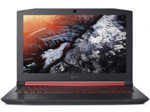 Acer Aspire Nitro AN515-51-73UW 15.6 FHD IPS, Intel® Core™ i7 Processzor-7700HQ, 8GB, 1TB HDD + 256GB SSD, NVIDIA GeForce GTX 1050 Ti - 4GB, linux, fekete notebook