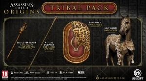 Assassins Creed Origins Deluxe Edition (Xbox One) Játékprogram
