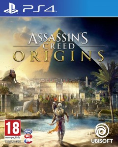 Assassins Creed Origins Deluxe Edition (PS4) Játékprogram