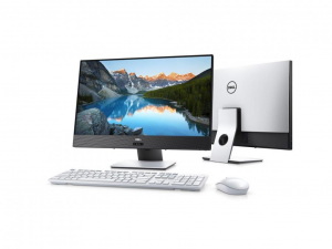 Dell Inspiron 5475 AIO számítógép 23.8Touch FHD - 8GB RAM - 1TB HDD - Rx 560 - Linux - All in One PC