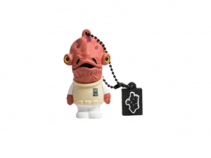 Star Wars Admiral Ackbar 8GB USB 2.0 Pendrive
