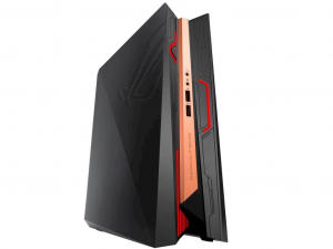 Asus ROG GR8 II - i7-7700 - 16GB RAM - 1TB HDD - 256GB SSD - GTX 1060 6GB - Windows 10 - Asztali Gamer PC