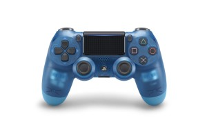 Sony Playstation 4 (PS4) Dualshock 4 V2 kontroller Blue Crystal
