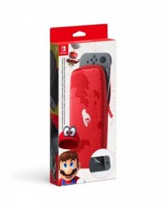 Nintendo Switch Super Mario Odyssey Tok és képernyővédő
