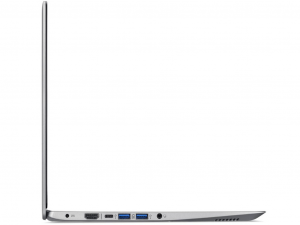 Acer Swift 15,6 FHD IPS Üveg SF315-41-R10A - Szürke AMD® Ryzen™ 3 2200U /2,50GHz - 3,40GHz/, 8GB 2133MHz, 256GB Intel® PCIe SSD, Radeon™ Vega 3 Graphics, WiFi, Bluetooth, HD Webcamera 2 Mikrofonnal, Boot-up Linux, Fényes Kijelző