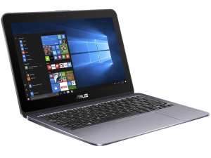 Asus VivoBook Flip 12 TP203NAH-BP046T 11.6 HD LED Touch, Intel® Celeron N3350, 4GB, 500GB HDD, Win10, szürke notebook