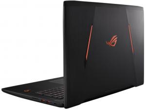 Asus Rog Strix GL702VS-BA002T 17.3 FHD LED, Intel® Core™ i7 Processzor-7700HQ, 16GB, 1TB HDD + 256 SSD, NVIDIA GeForce GTX 1070 - 8GB, win10, fekete notebook