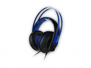 Asus Cerberus V2 Fekete-Kék - Gamer fejhallgató