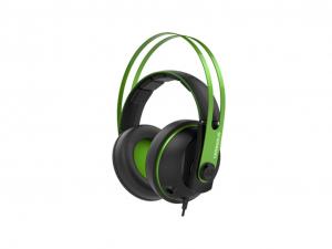 Asus Cerberus V2 Fekete-Zöld - Gamer fejhallgató