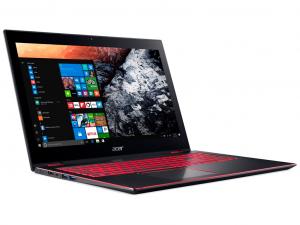 Acer Nitro 5 Spin NP515-51-56GF 15.6 FHD IPS Touch, Intel® Core™ i5 Processzor-8250U, 8GB, 1TB HDD + 256GB SSD, NVIDIA GeForce GTX 1050 - 4GB, win10, fekete notebook