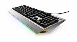 Dell Alienware Pro Gaming Keyboard - AW768 - US kiosztású - Gamer Billentyűzet