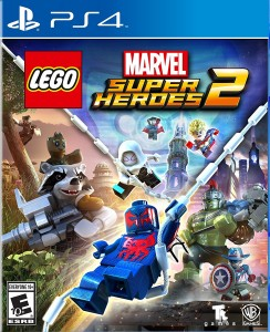 Lego Marvel Superheros 2 (PS4) Játékprogram