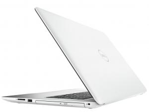 DELL Inspiron 5570 15.6 FHD matt, Intel® Core™ i5 Processzor-8250U, 8GB DDR4, 256GB SSD 1TB HDD AMD Radeon 530 / 2GB GDDR5, DVD, 10/100 LAN, HDMI v1.4b, 1db USB3.1 Type-C, 2db USB 3.1, 1db USB 2.0, 802.11ac WiFi, BT4.1, 3cell, backlit keyboard, FP Reader, Fehér, Win