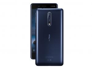 Nokia 8 - Dual-SIM - Kék - Okostelefon