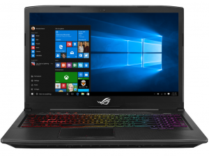Asus Rog Strix GL503VS-EI005T 15.6 FHD, Intel® Core™ i7 Processzor-7700HQ, 16GB, 1TB HDD + 256 SSD, NVIDIA GeForce GTX 1070 - 8GB, Win10, fekete/alumínium notebook