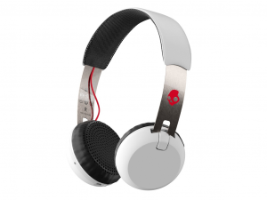 Skullcandy Grind Bluetooth White/Black/Red - Fejhallgató