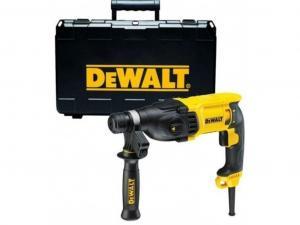 DeWALT D25133K-QS 3 üzemmódú SDS plus fúrókalapács 26mm, koffer