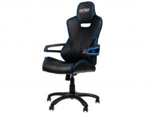 Nitro Concepts E200 Race - NC-E200R-BB - fekete-kék - Gamer szék