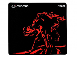 ASUS Cerberus Mat Plus Gaming egérpad fekete-piros