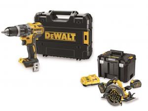 DeWALT DCD796NT-XJ + DCS575T2 Csomag