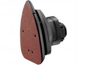 Black & Decker MTSA2-XJ Deltacsiszoló feltét - 5db csiszoló papír, Multievo™ Multifunkciós készülékhez