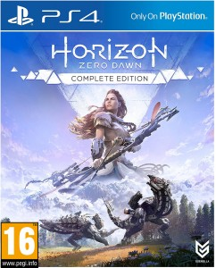 Horizon Zero Dawn Complete Edition (PS4) Játékprogram