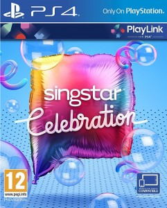 SingStar Celebration (PS4) Játékprogram