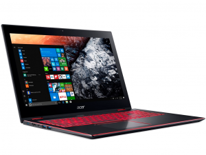 Acer Nitro 5 Spin NP515-51-87HH 15,6 FHD IPS Touch, Intel® Core™ i7 Processzor-8550U, 8GB, 256GB SSD + 1TB HDD, NVIDIA GeForce GTX 1050 - 4GB, Win10H, fekete laptop