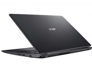 Acer Aspire 3 A314-31-C29P 14 HD, Intel® Celeron N3350, 4GB, 128GB SSD, linux, fekete notebook