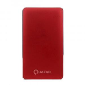 Quazar - QZR-PB12 - Spaceship Powerbank 12.000 mAh - Piros
