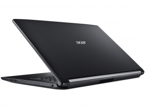 Acer Aspire 5 A517-51G-82HF 17.3 FHD IPS, Intel® Core™ i7 Processzor-8550U, 8GB, 128GB SSD + 1TB HDD, NVIDIA GeForce MX150 - 2GB, linux, fekete notebook