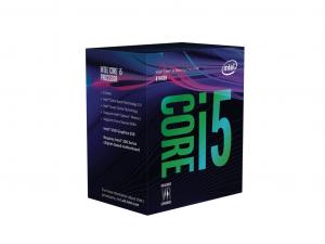 Intel® s1151 Core™ i5-8600K - 3,60GHz - Processzor