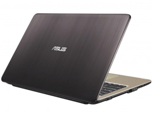 Asus X540LA-XX972 15.6 HD, Intel® Core™ i3 Processzor-5005U, 4GB, 500GB HDD, linux, csokoládé fekete notebook