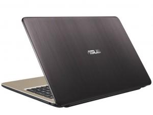 Asus X540LA-XX972 15.6 HD, Intel® Core™ i3 Processzor-5005U, 4GB, 500GB HDD, Dos, fekete notebook