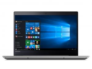 LENOVO IDEAPAD 320S-14IK 14,0 FHD IPS - 81BN005GHV - Szürke Intel® Core™ i5-8250U/1,60GHz - 3,40GHz/, 4GB 2400MHz, 1TB HDD, NVIDIA® GeForce® 920MX 2GB, Wifi, Bluetooth, Webkamera, FreeDOS, Matt kijelző