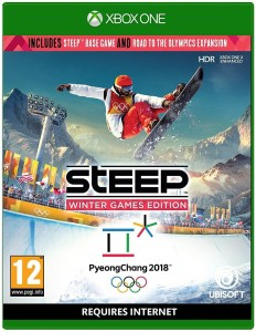 Steep Winter Games Edition (Xbox One) Játékprogram