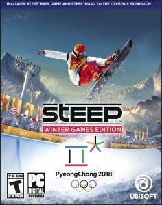 Steep Winter Games Edition (PC) Játékprogram