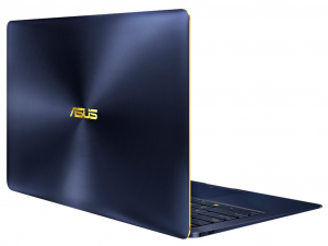 ASUS 14,0 FHD UX490UAR-BE084T - Kék - Windows® 10 Home Intel® Core™ i5-8250U /1,60GHz - 3,40GHz/, 8GB 1866MHz, 512GB PCIe SSD, Intel® HD Graphics 620, Wifi, Bluetooth, Webkamera, Ujjlenyomat olvasó, Sleeve & MINI DOCK, Windows® 10 Home, Matt Kijelző