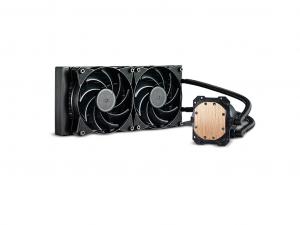 Cooler Master - MasterLiquid Lite 240 - Vízhűtés/univerzális - MLW-D24M-A20PW-R1 - Processzorhűtő