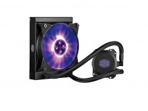 Cooler Master - ML120L RGB - Vízhűtés/univerzális - MLW-D12M-A20PC-R1 - Processzorhűtő