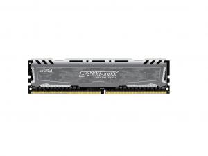 Crucial Ballistix Sport LT Gray - DDR4 2400MHz / 8GB - Memória