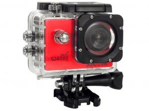 SJCAM SJ4000 FHD Wi-fis akciókamera piros