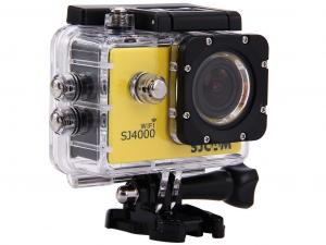 SJCAM SJ4000 FHD Wi-fis akciókamera sárga
