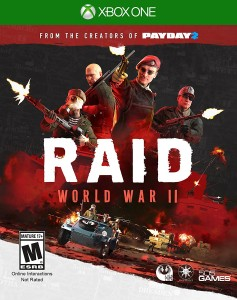 Raid: World War II (Xbox One) Játékprogram