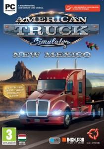 American Truck Simulator New Mexico Expansion (alapjáték szükséges hozzá) (PC) Játékprogram kiegészítő csomag