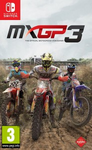 Nintendo Switch - MXGP 3 Nintendo Switch Edition Játékszoftver
