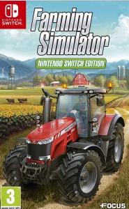 Nintendo Switch - Farming Simulator Játékszoftver