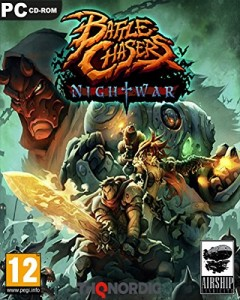 Battle Chasers: Nightwar (PC) Játékprogram