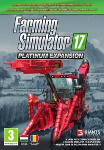 Farming Simulator 17 Platinum Expansion (PC) Játékprogram kiegészítő csomag